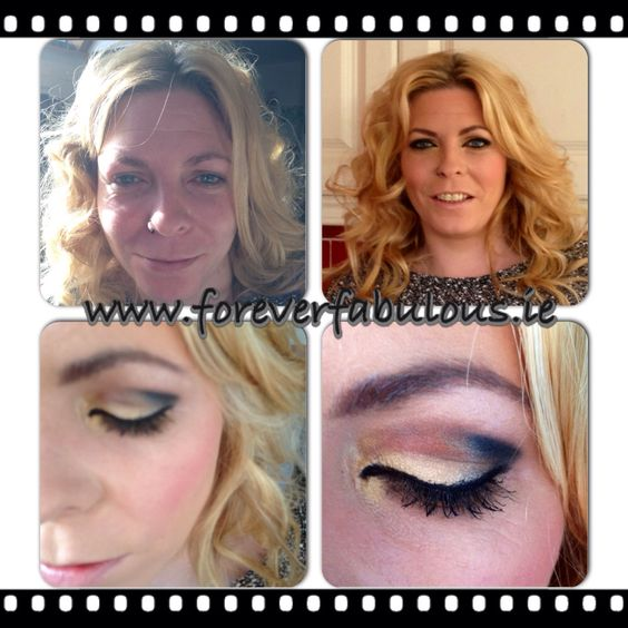 Recent makeup I did for birthday party