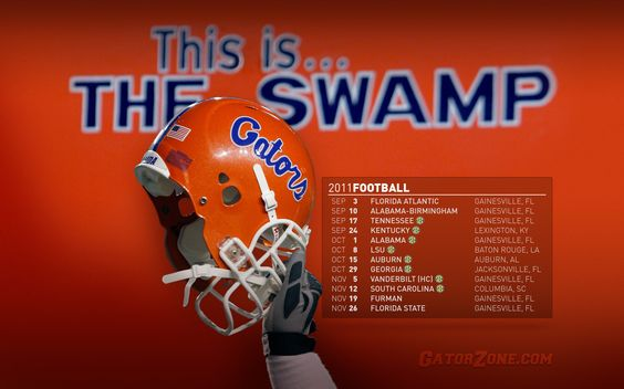 Florida Gators Football, The Swamp