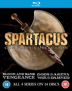 Spartacus - The Complete Collection: Image 1