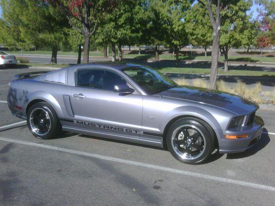 My 2006 Mustang GT