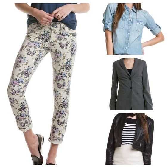 Rue Road Test: 3 Ways to Wear Printed Pants