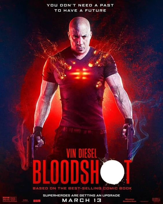 Bloodshot 2020 New Hollywood English Movie Hd Watch Online And Download Link In 2020 Download Movies Full Movies Online Free English Movies