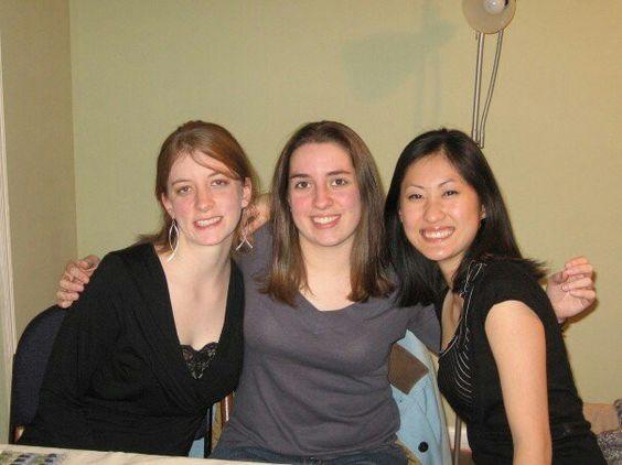 Mel,Jill,Amy