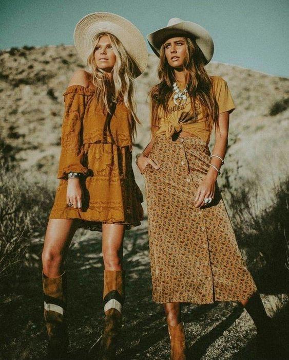 Bohemian Fashion Style 2020