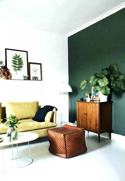 Sage Green Bedroom Design Ideas Accent Walls In Living Room Green Walls Living Room Living Room Colors #sage #walls #living #room