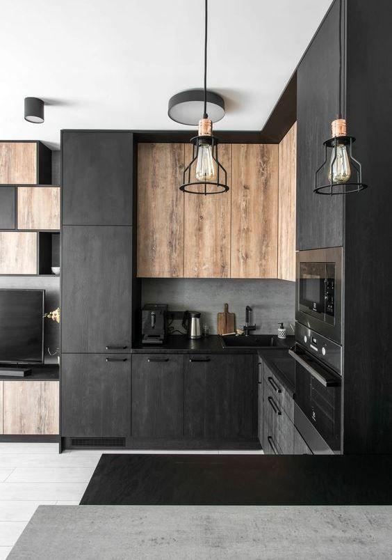 Innen Hauser In 2020 Loft Interior Design Interior Design Kitchen Modern Kitchen Design