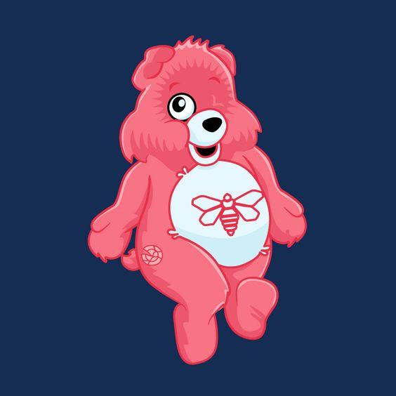 """""""Breaking Bear"""" by Dann MatthewsShirts"""