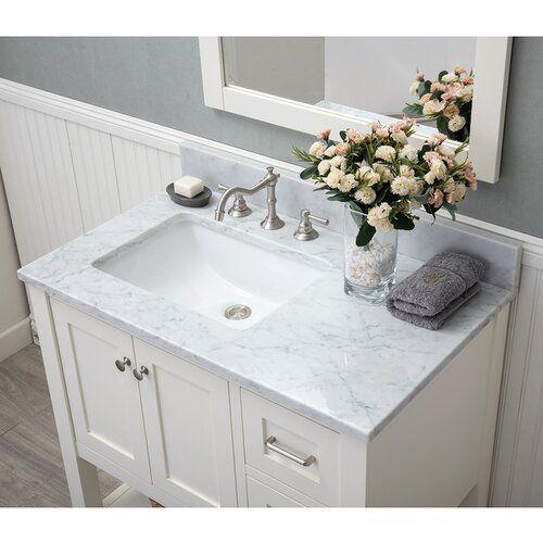 Warburton 60 Single Bathroom Vanity Set In 2020 Single Bathroom