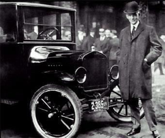 """""""Si le hubiera preguntado a la gente qué querían, me habrían dicho que un caballo más rápido""""  Henry Ford"""