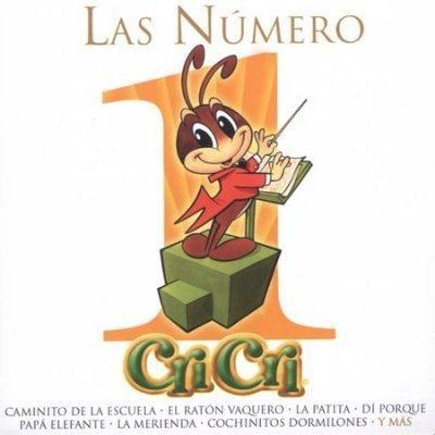 Cri-Cri - Las Numero 1