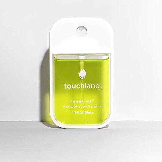 Amazon Com Touchland Power Mist Hydrating Hand Sanitizer Spray