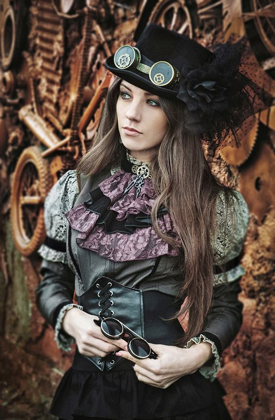 Steampunk Steampunk Girl And Girl Photos On Pinterest
