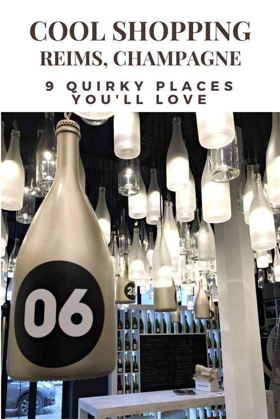Quirky places to shop in Reims - Jenography