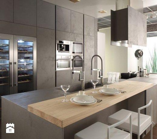 Arrangiamenti d\'interni - Cucina: Cucina media con isola ...