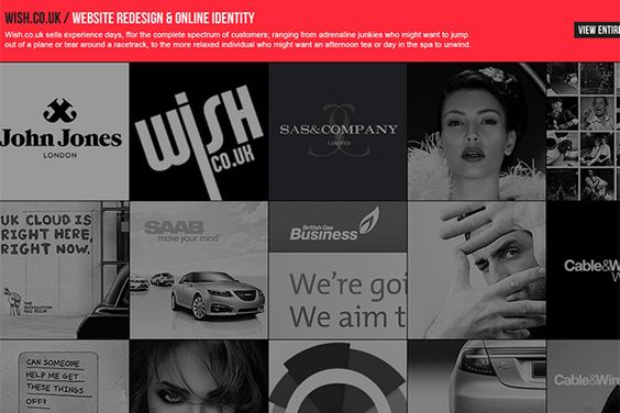 The Behance Network was created for creative professionals who want to expand their network and display their talents and services.