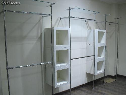 locales de ropa con espejos - buscar con google | fachadas de ... - Saber Comprar Mobiliario
