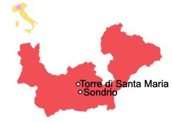 Torre di Santa Maria - Lombardei Sehenswürdigkeiten