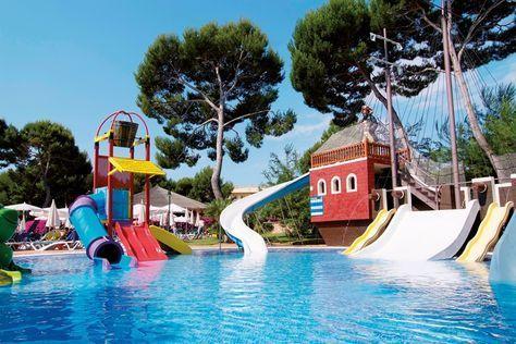 Hoteles Viva Para Ir Con Niños Family Friendly Hotels Menorca Hotels Hotels For Kids