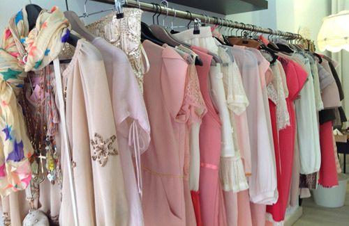 Stella Salvatore, una nueva boutique de moda muy femenina en Sevilla