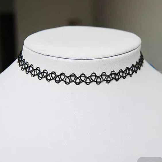 Black tattoo choker necklace Brand new with tags✨Prices are negotiable ✨expect fast shipping  Any questions please ask please check out my other listings✨ 25% off on bundles buy more  save more  Brandy Melville Jewelry Necklaces