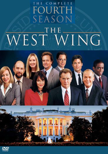 The trials and tribulations of President Bartlet (Martin Sheen) continue in this fourth season of the popular drama series. The life of his backroom staff and family fall under as much scrutiny as the
