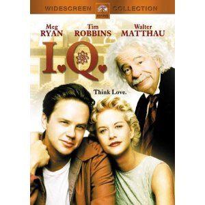 I.Q. es una película de comedia romántica (1994)