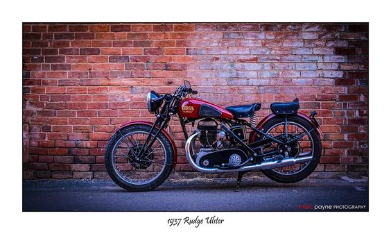 37 Rudge Ulster