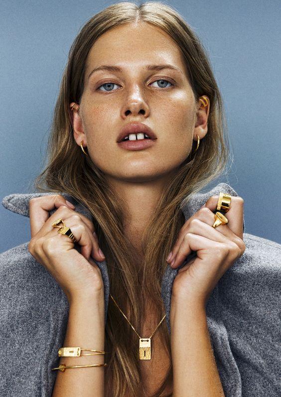 Gold #jewelry: