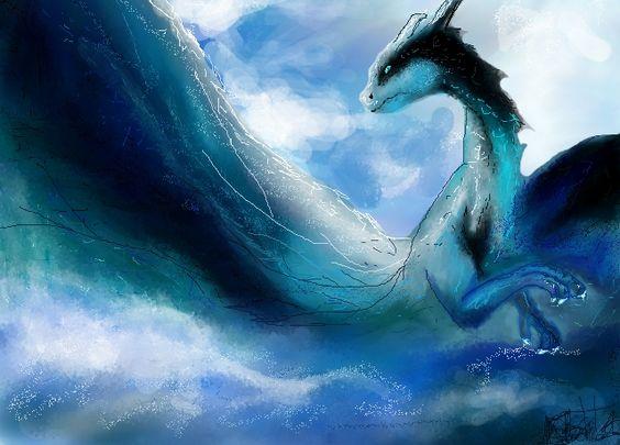 wind dragon | Wind/Water Dragon by EtourdiSSantNom ...