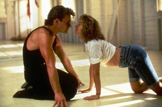 'Dirty Dancing' - 1980's    LOVE