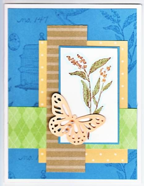 Nature Walk by Vonnie64 - Cards and Paper Crafts at Splitcoaststampers
