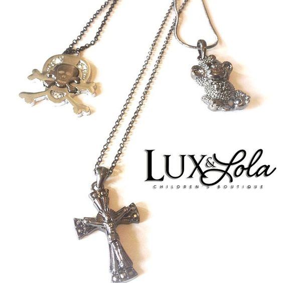 Boys Chains #necklaces #fashion #fashionkids #kidsfashion #accessories #jewelry