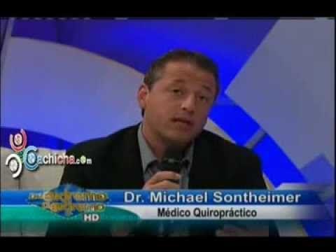 Cuidados De La Columna Con El Dr. Michael Sontheimer @Jennyblanco29 @CarolyneAquino #Video - Cachicha.com