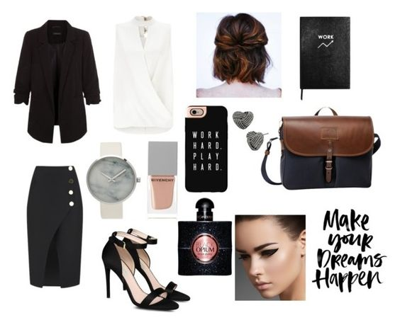 WORK WORK WORK WORK❤️ by aamna16 on Polyvore featuring polyvore, fashion, style, Miss Selfridge, New Look, C/MEO COLLECTIVE, STELLA McCARTNEY, Longchamp, Betsey Johnson, Casetify, Yves Saint Laurent, Givenchy and clothing