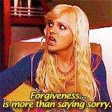 Than Saying Lyrics Sorry Forgiveness More Is