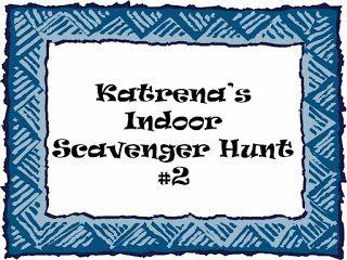 Wildflower Bouquets – Enjoy Simple Pleasures: Katrena's Indoor Scavenger Hunt #2 – Free Clues, D...