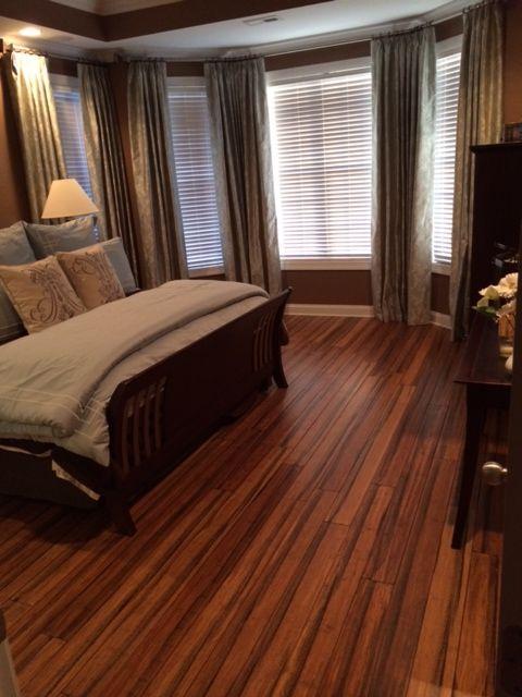 9 16 x 5 1 8 antique strand handscraped bamboo morning Morning star bamboo flooring