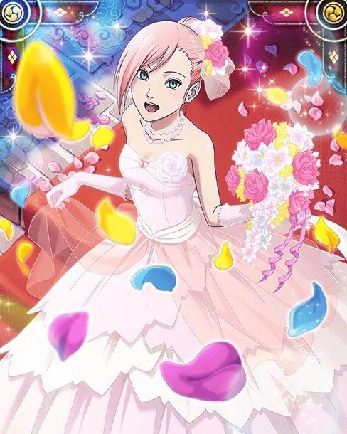 Sakura wedding sasuke SasuSaku/Unofficial