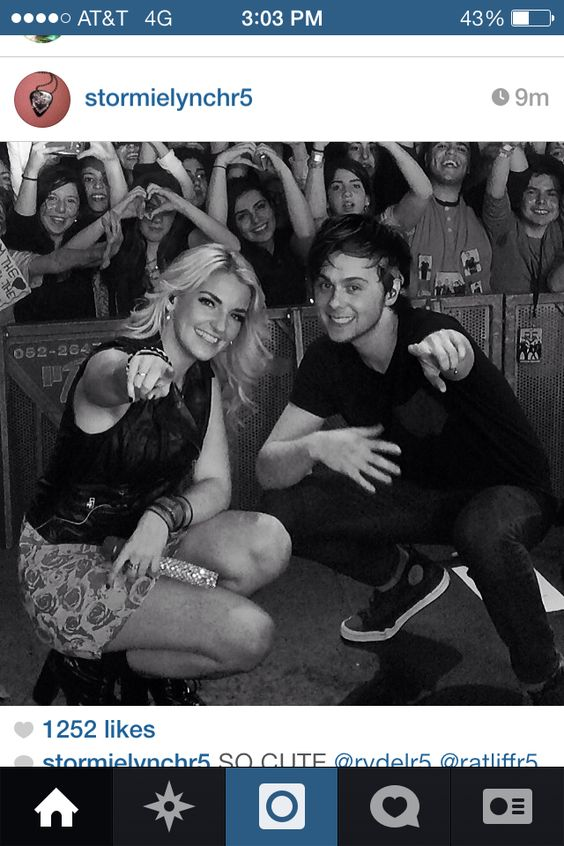 Rydel Lynch and Ellington Ratliff would be a cute couple