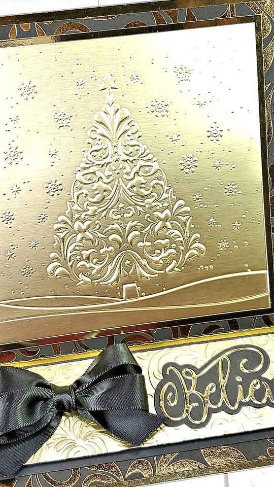 Christmas Scenes Sentiments 3d Embossing Folders By Crafter S Companion In 2020 Christmas Scenes Embossing Folders Card Design