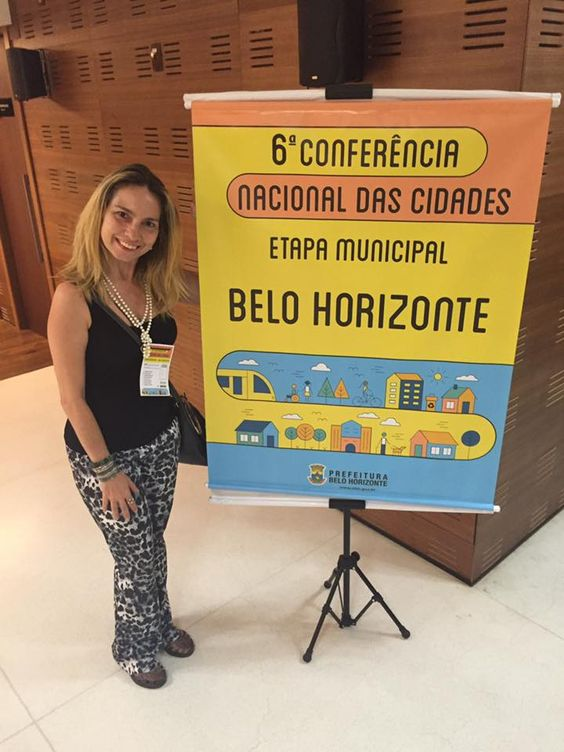 21/05/2016 - BH Conferência das Cidades - Jacqueline Maltez: