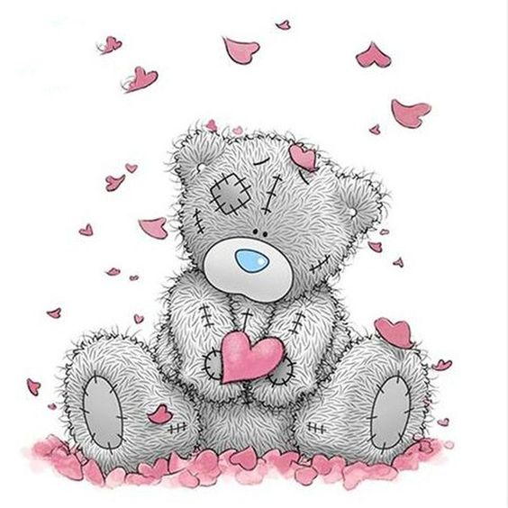 DIY 5D Diamond Painting Lovely Bears Full Drill Painting Embroidery Cross Stitch Home Decor