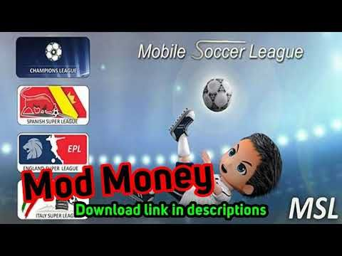 Mobile Soccer League 1 0 25 Apk Mod Money For Android