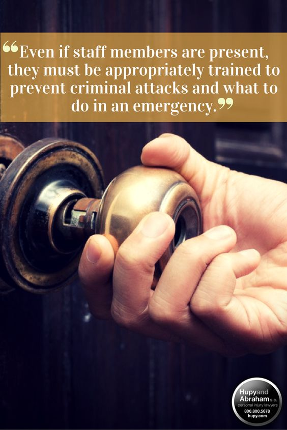 Four Ways Illinois Property Owners Can Cause Negligent Security - security incident report
