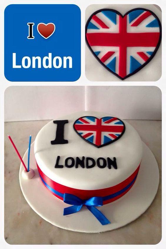 Bolo Love London  Londres