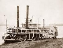 Riverboat Ben Campbell,  Free S&H $8.00