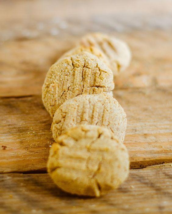 Peanut butter cookie recipe coconut flour