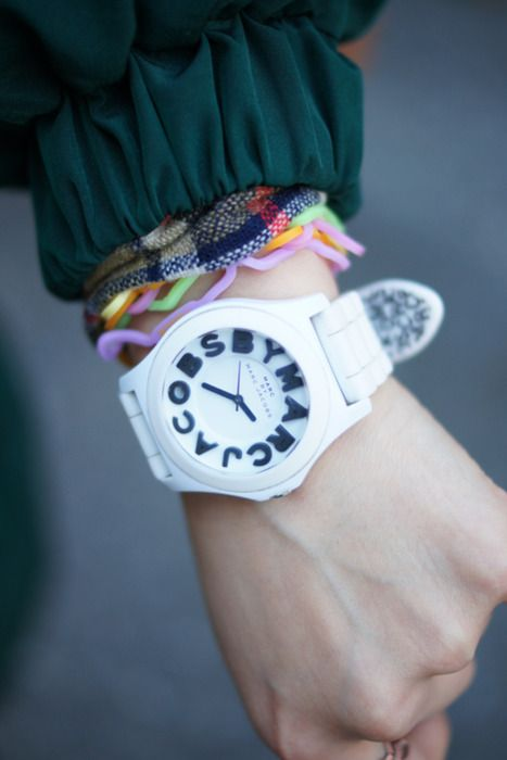 marc jacobs watch.