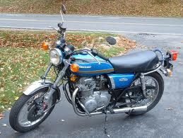 owned.  Only Kawasaki I've ever owned.  Loved the sound of this bike.  Mine was stripped down with sawed-off fenders