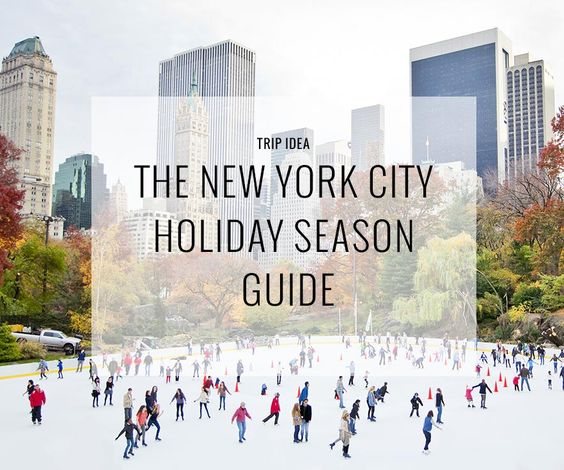 Seasons trips and the winter on pinterest for Things to do in new york in winter